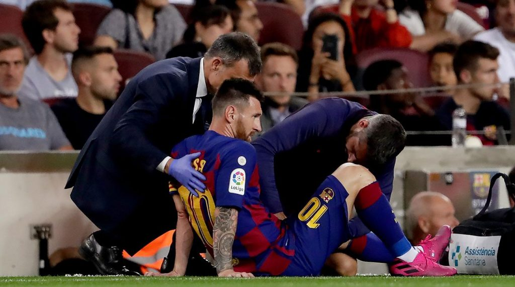 Valverde Komentari Cedera Messi