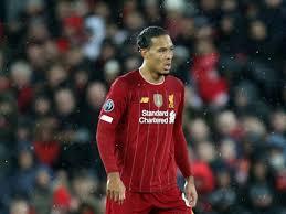 Sergio Aguero : Virgil van Dijk Bek Tengah Terbaik di Premier League